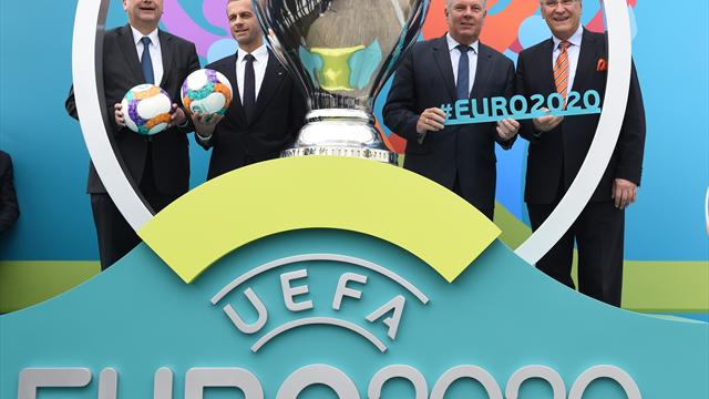 UEFA-Exko tagt in Nyon - Entscheidung für oder gegen Brüssel
