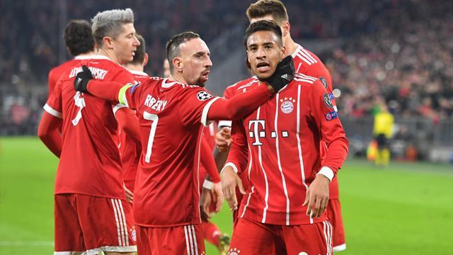 French Connection: Ribérys Rudel macht Bayern glücklich