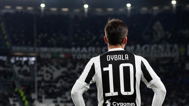 Del Piero : »C'est peut-être l'année de Dybala»