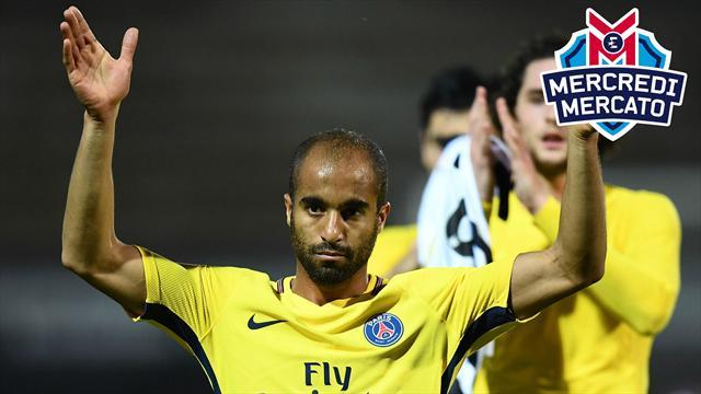 «25 millions d'euros pour Lucas ? Un cadeau tombé du ciel pour le PSG»