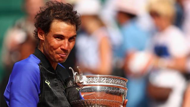 Nadal to play exhibition event