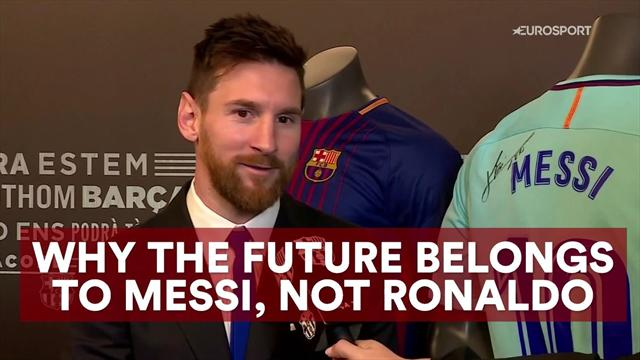 The GOAT race: Why Messi will rule, not Ronaldo