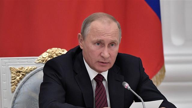 Путин: «Россия отпустит наших олимпийцев в Пхёнчхан»