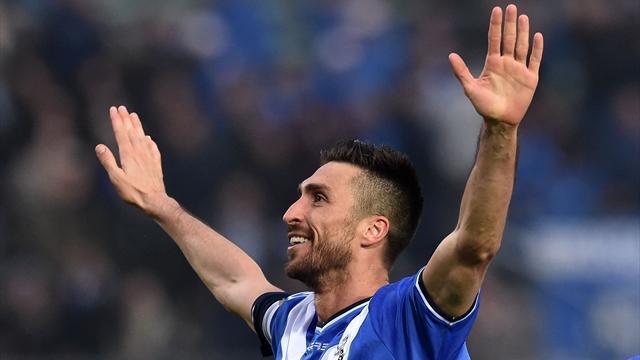 Infinito Caracciolo, l'Airone del Brescia: ultima bandiera del nostro calcio