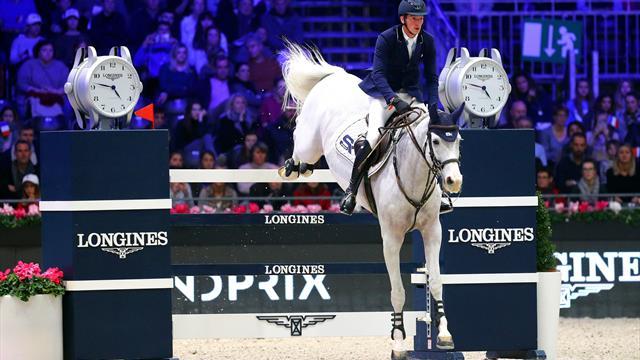 Daniel Deusser décroche le Grand Prix 5* de Paris