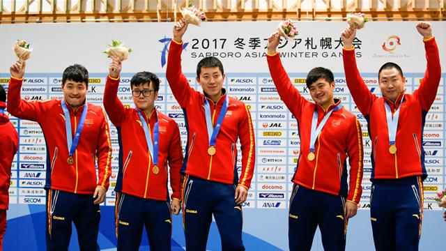 China boast only unbeaten record in men's Olympic qualifier
