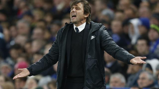 Geldstrafe für Chelsea-Trainer Conte