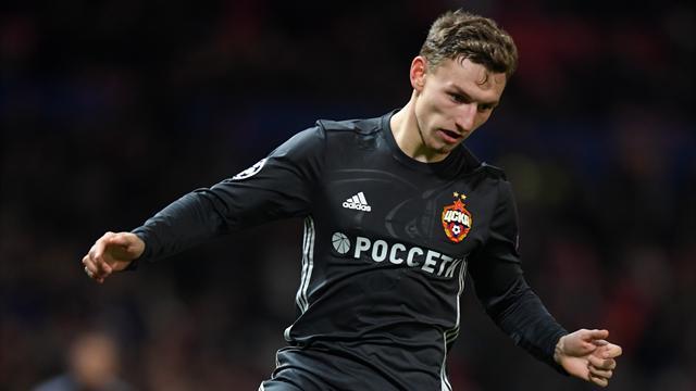 Лучший молодой игрок России в матче с «МЮ» проиграл 16 единоборств из 16