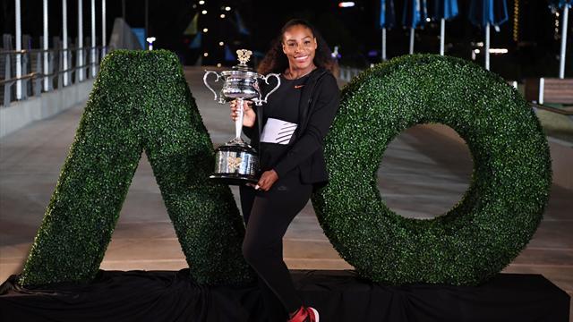 Australian Open: Record-chaser Serena Williams to make her Grand Slam comeback