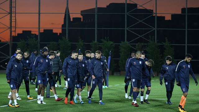 Medipol Başakşehir, Braga maçına hazır