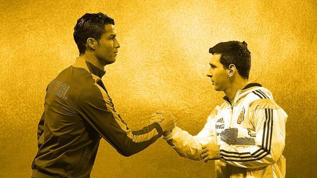 A quoi ressemblerait le palmarès sans Messi et Ronaldo ?