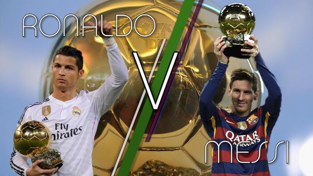 Messi - Ronaldo, dix ans de duel pour un Ballon d'or