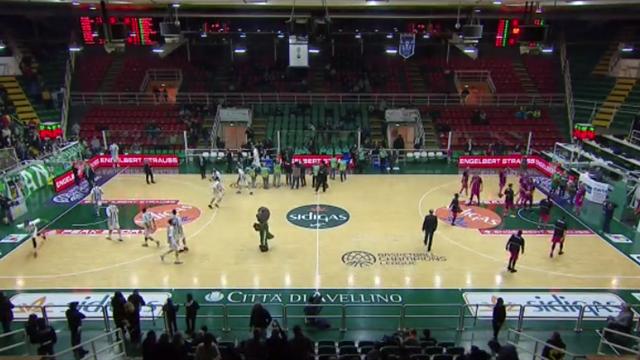 Highlights: Sidigas Avellino-Telekom Baskets Bonn 61-69