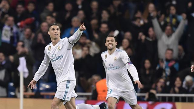 Ronaldo sets another record as Madrid win thriller