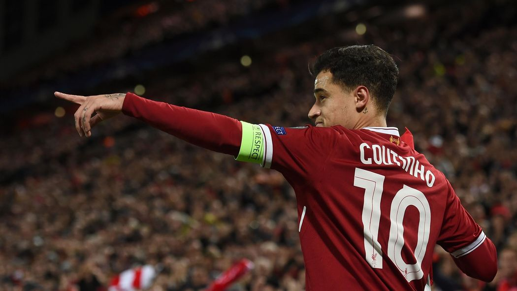 3c91fcbd156 Nike spark Philippe Coutinho transfer frenzy before deleting Barcelona post  - Premier League 2017-2018 - Football - Eurosport UK