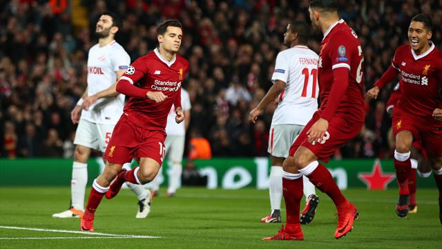 Liverpool a allumé le feu… et offert sa qualification à Séville sur un plateau