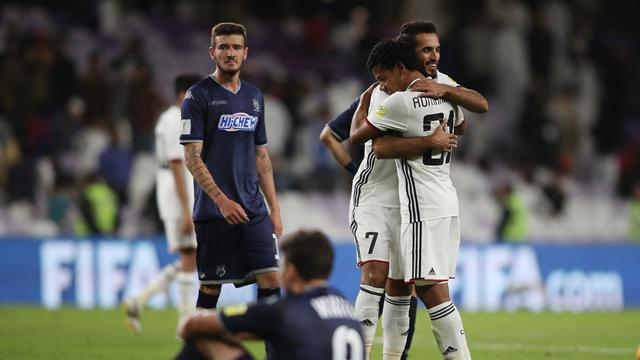 Mondiale per club: Romarinho manda avanti l'Al-Jazira, Auckland ko