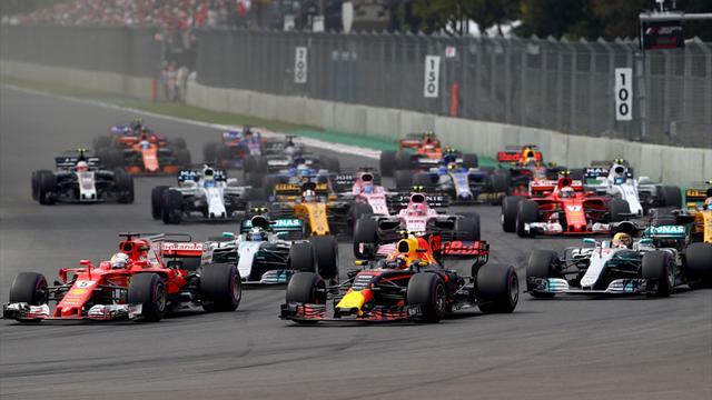 Rennen auf dem Hockenheimring im Formel-1-Kalender bestätigt