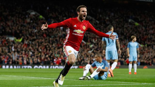 Juan Mata: Manchester United have to be ready for City slip ups