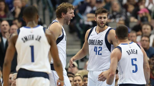 NBA: Nowitzki verliert deutsches Duell mit Theis
