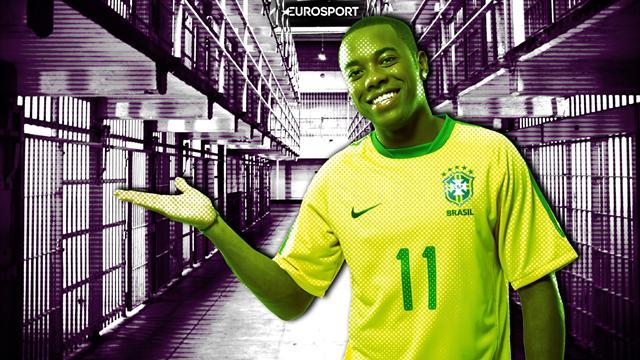 Зональная опека. Робиньо, Карвалью и еще 3 футболиста, которые приговорены к тюрьме