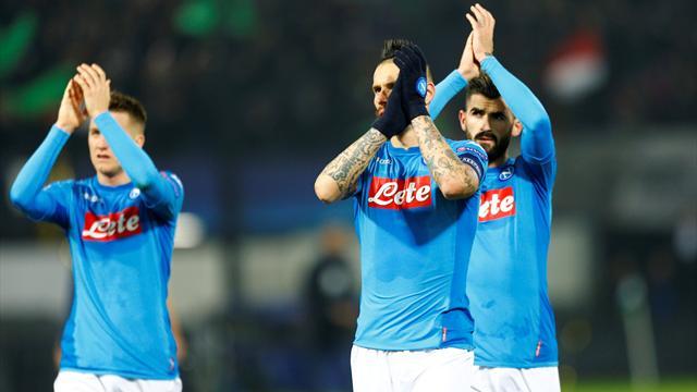 Napoli fuori senza attenuanti: l'errore è aver dato la precedenza al campionato