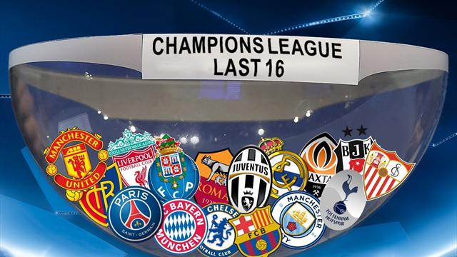 Who's in the Champions League draw? Why are Chelsea destined for Barca?