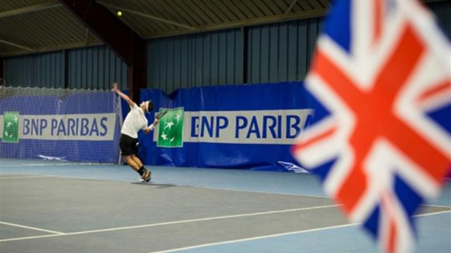 L'Inghilterra vince il suo primo Torneo Master'U BNP Paribas