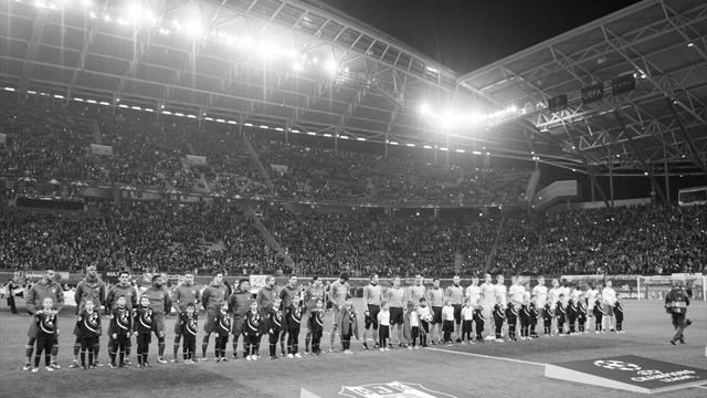 Leipzig: Zuschauer stirbt nach Zusammenbruch im Stadion