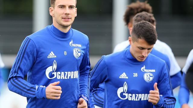 Schalke ohne Goretzka und Schöpf - Coke-Wechsel bahnt sich an
