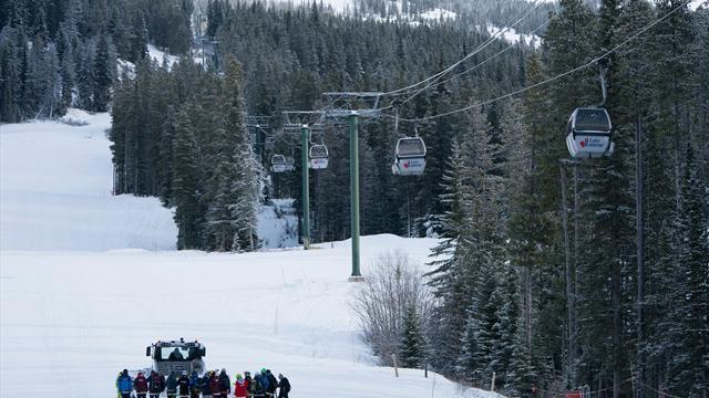 Teenage alpine skier Burkhart dies in crash
