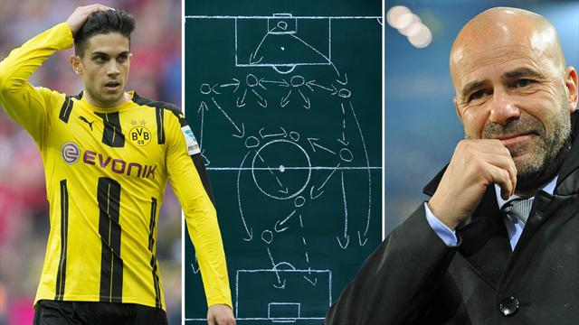 Taktik-Analyse Real - BVB: Bosz' Plan B fehlt ein entscheidendes Puzzleteil