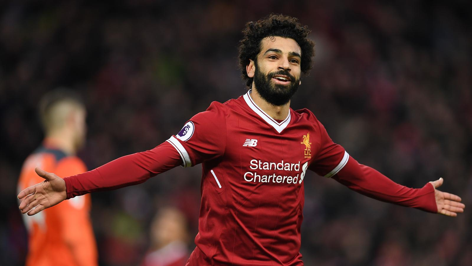 Jurgen Klopp keen to carefully manage Mohamed Salah's workload over festive period - Premier ...