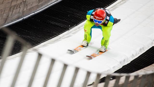 Skispringen: Schmid ersetzt in Titisee formschwachen Siegel