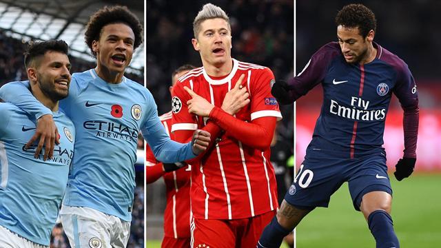 Power-Ranking Achtelfinale: Sané und Co. hängen Bayern ab