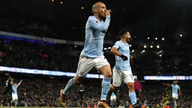 Where does Manchester City's Premier League winning run rank?