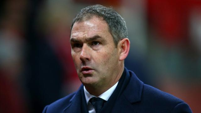 Paul Clement: I'm up for the relegation fight with Swansea