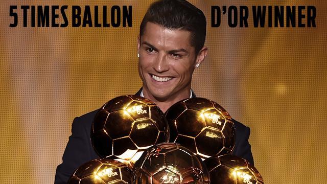 Cristiano Ronaldo vince il suo 5° Pallone d'Oro, eguagliato Messi