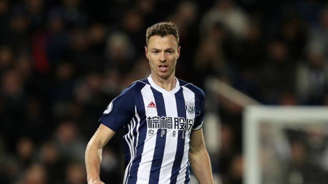 Alan Pardew fears losing West Brom captain Jonny Evans in January