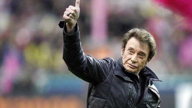 Bordeaux et Strasbourg entreront sur le terrain sur du Johnny Hallyday