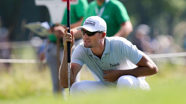 Golfprofi Heisele nach Auftaktrunde in Johannesburg Zweiter