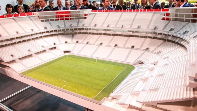 UEFA: Brüssel kein Spielort bei EM 2020 - Zuschlag für Wembley