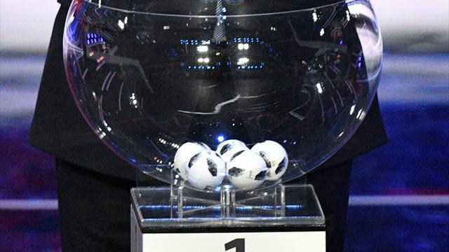 Nations League: Deutschland für Auslosung in Topf 1 gesetzt