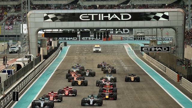 Bahrein avant la Chine, le GP de France après le Canada : le calendrier 2018 définitif dévoilé
