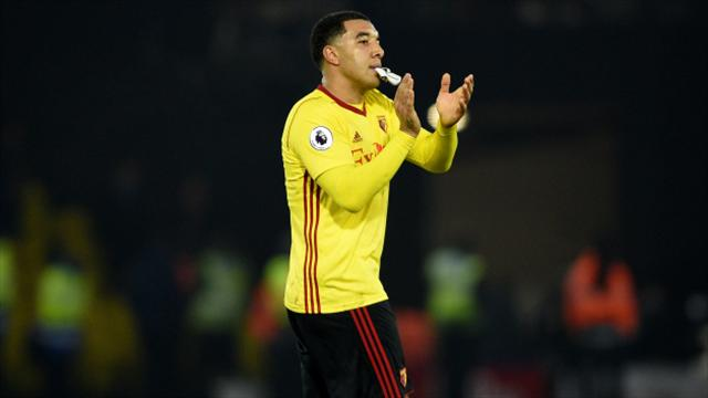 Watford boss Marco Silva insists Troy Deeney is happy at the club