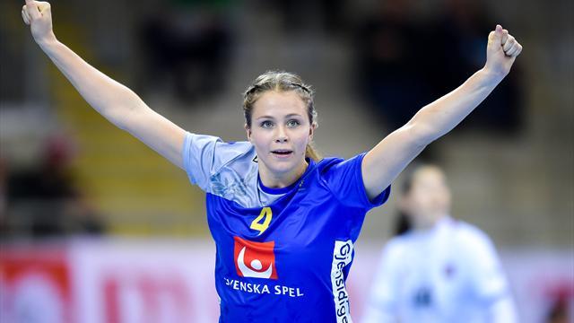 Handball-WM: Schweden zieht vorzeitig ins Achtelfinale ein