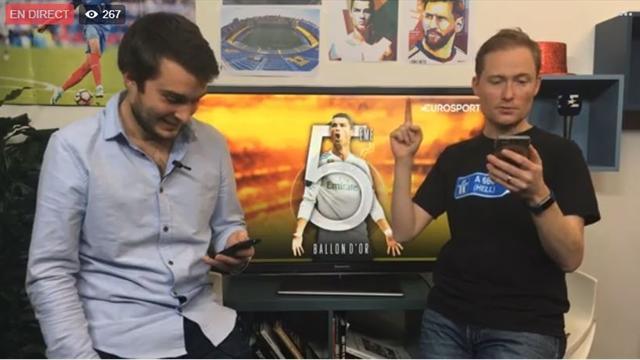 Ronaldo couronné : nos journalistes ont répondu à vos questions