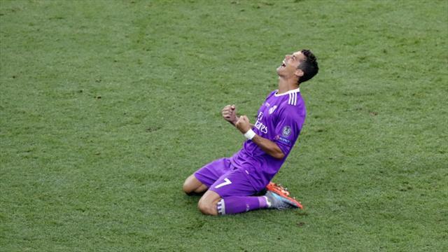 Cristiano Ronaldo wins Ballon d'Or for fifth time