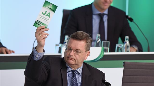 Fragen und Antworten zum DFB-Bundestag (zusammengestellt vom SID)