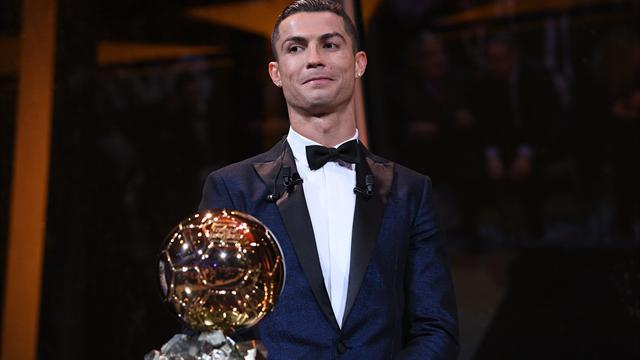 Así ha quedado el podio oficial por el Balón de Oro